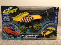 Remote Control Water and Land Vehicle - Kid Galaxy - Brand New in Box Toronto