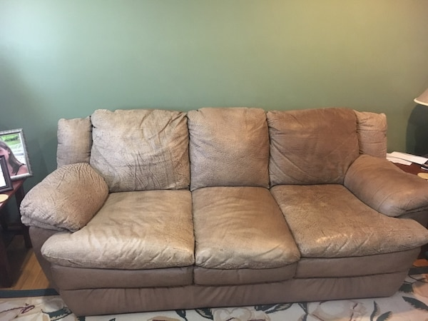 Strange Leather Sofa Loveseat N Chair Nubuck Leather Ocoug Best Dining Table And Chair Ideas Images Ocougorg