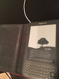 Kindle keyboard ebook Surrey, V4N 0R6