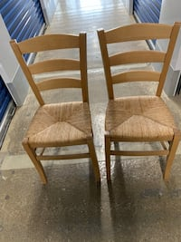 Set of 6 Wooden Chairs $20 apiece or $100 for all 6 Cheap Silver Spring, 20901