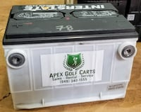 USED Car Battery Group 78 Starting Batteries Laguna Hills, 92653