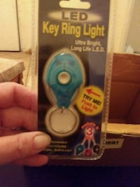 Key ring and Led Light Las Cruces, 88001