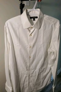 Banana republic white dress shirt french cuffs  London, N6E 2H9