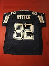 Brand new, Jason Witten Dallas Cowboys Men's NFL Jersey Coweta, 74429