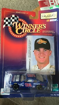 TDale Earnhardt number 31 Winners Circle car