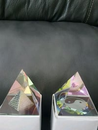 Two new PYRAMID in box. $18 each Toronto, M2M 4B9