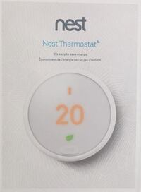 Nest E Smart Thermostat Vaughan
