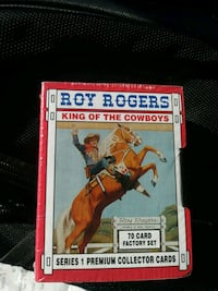 Famous Rog Rogers card set 1st series addition  Millersville, 21108