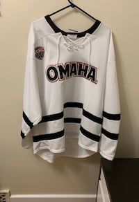 Omaha Mavericks hockey (game jersey)