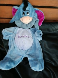 Eeyore from Winnie the Pooh Build A Bear Outfit Saint Cloud, 34769