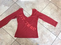 GORGEOUS TOP FROM MONACO SIZE SMALL  Montréal, H9K 1S7