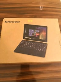 Lenovo MIIX300 tablet pc klavyeli, windows10