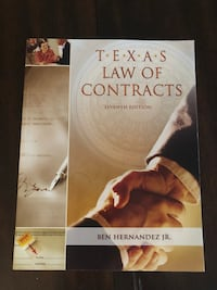 Texas Law of Contracts