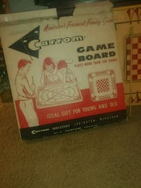 Carrom game board(vintage) Sioux Falls, 57110