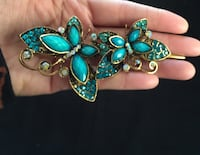 Large Butterfly hair clip Sayreville, 08872