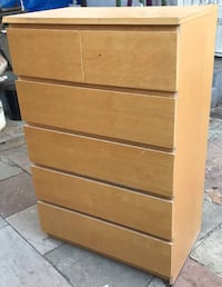 MALM CHEST OF DRAWERS IKEA (DRESSER) Los Angeles, 90011