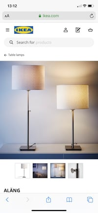 IKEA table lamp Rockville, 20852