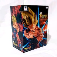 Japan Banpresto Dragon Ball Legends SonGoku Figure Singapore, 188067