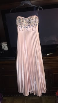 Women's pink sleeveless dress / Size 1 Albuquerque, 87106