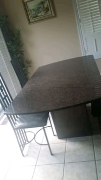 Granite table (does not include chair) Pickering, L1V 6Z1