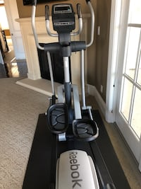 Gray and black elliptical trainer San Ramon, 94583