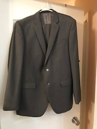 black notch lapel suit jacket Burnaby, V3N 2S4