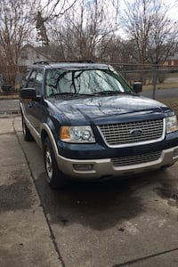 2005 Ford Expedition Detroit