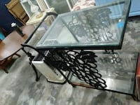 GLASS TABLE TOP CART Jacksonville, 28540