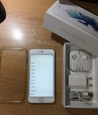 Iphone 6S plus 64gb bianco Cologne, 25033