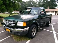 Ford - Ranger - 2001 East Patchogue, 11772