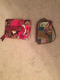 Pair of wallets.  One Fossil and one Vera Bradley.  Clean excellent condition  Burke, 22015