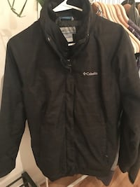 Black Columbia Coat (Worth 120$)/ Manteau Noir Columbia (Valeur de 120$) Montréal, H3S 2J4