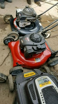 Lawnmowers with bags starting at $125 Dearborn Heights
