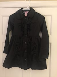 Candie's Brand Girls dressy coat Size M from non smoking clean home! 533 mi