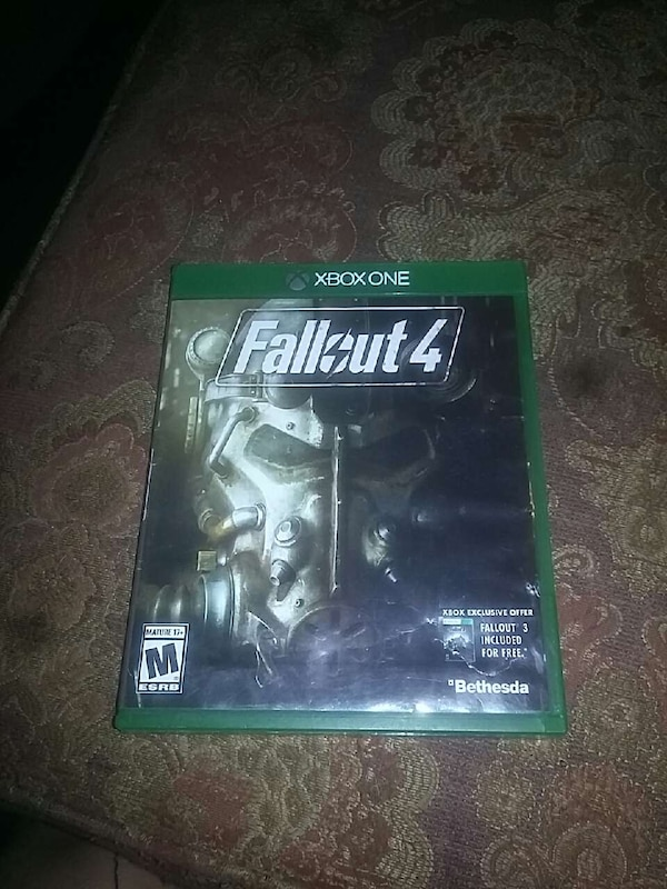 Fallout 4 (XBOX ONE) Condensed Edition