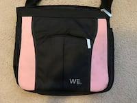 Wii console bag