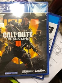 Call of duty black ops 4 unopened Brick, 08723