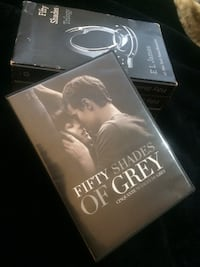 Fifty Shades books and movie  Edmonton, T6E 0N6