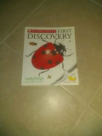 Scholastic First Discovery and Other Insects.