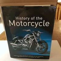 History of the motorcycle Abbotsford, V2S 7Y8