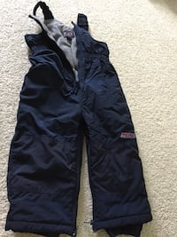 Size 3t snow bib and snow pant
