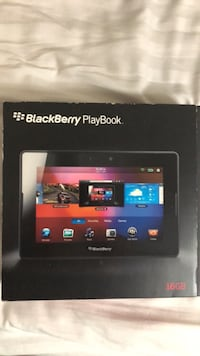 Blackberry tablet  Mc Lean, 22101
