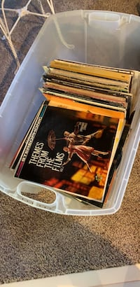 Old albums from the 1950's - '70's