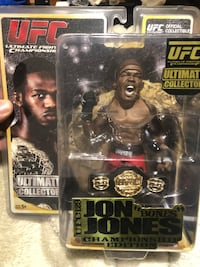 Jon Jones collectible figure 533 km