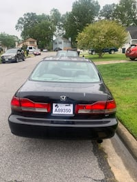 2001 Honda Accord EX Virginia Beach