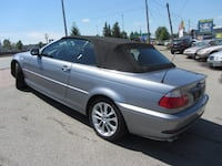 2004 BMW 330 CI CONVERTIBLE  New Westminster