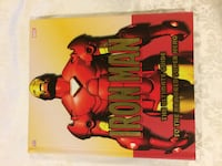 Iron man the ultimate guide to the armored super hero book Ridgefield, 06877