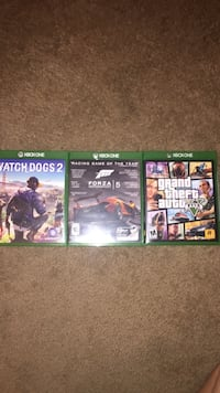 Xbox one games Georgetown, 40324