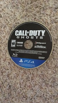 Call of duty ghosts :no case Chilliwack, V2R 1H2
