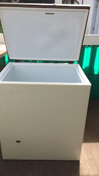 Apartment size deep freezer clean good working condition.      First $50.00  Takes It HOME Kelowna, V1X 3W4
